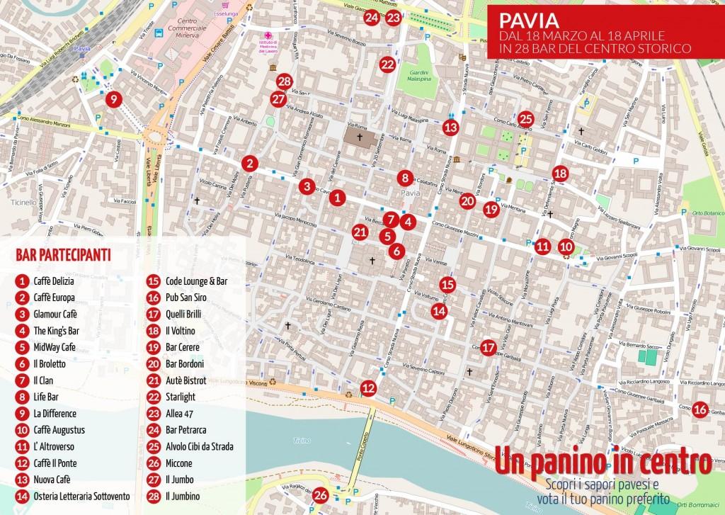 mappa bar