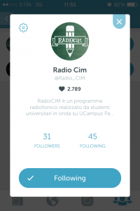 radio cim periscope