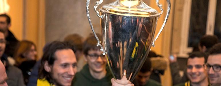 """Trofeo collegi, il primo """"Coppone"""" ex aequo della storia"""