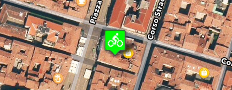 Bike sharing, nuove stazioni e nuova app