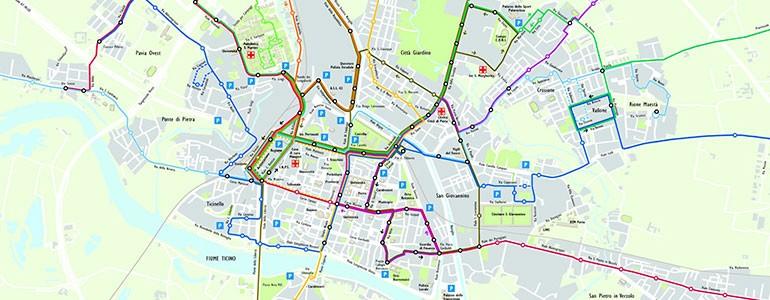 Autobus a Pavia, richiedi l'abbonamento speciale unipv