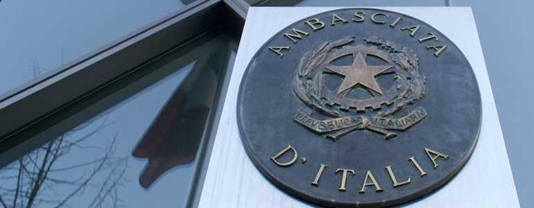 82 stage nelle ambasciate d'Italia nel mondo
