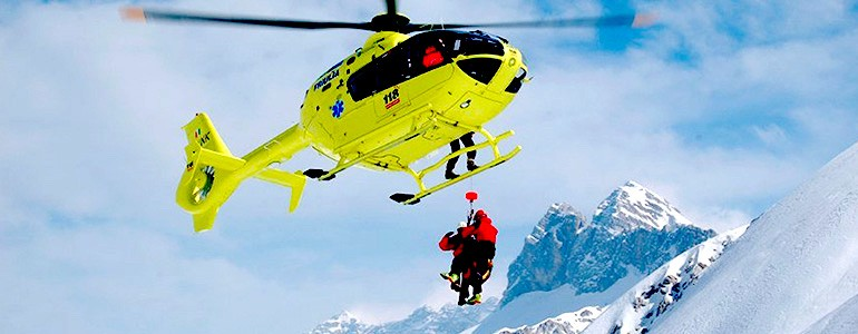 Al via un corso sulle emergenze in montagna