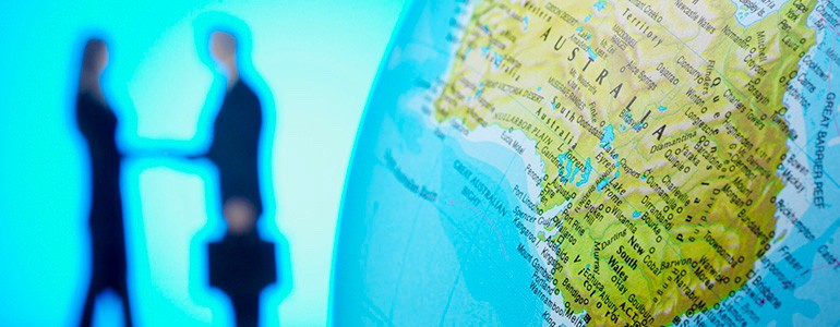 A Economia le opportunità di business in tutto il mondo