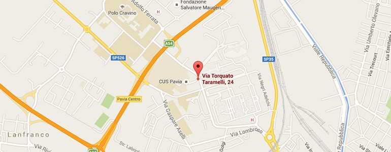 Apre il Parco Tecnico Scientifico di Pavia