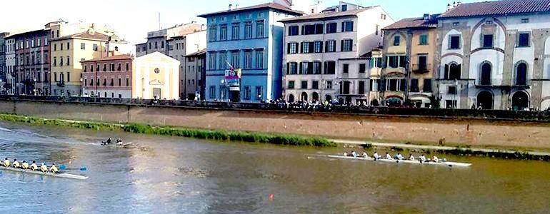 Pavia vince la regata storica contro Pisa