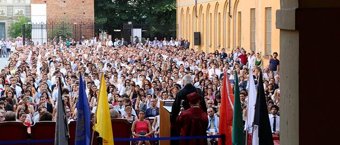 Sabato 7 luglio c'è la Giornata del Laureato (diretta su UCampus)