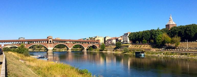 L'Associazione Erasmus porta gli studenti internazionali in giro per Pavia