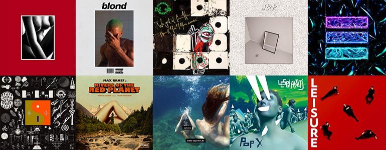"""La playlist """"definitiva"""" del 2016 di Gran Riserva (ascolta con Spotify)"""