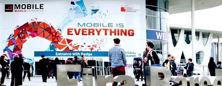 Dall'Università di Pavia al Mobile World Congress di Barcellona