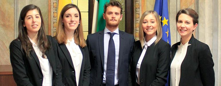 L'Università di Pavia alla CFA Challenge 2017