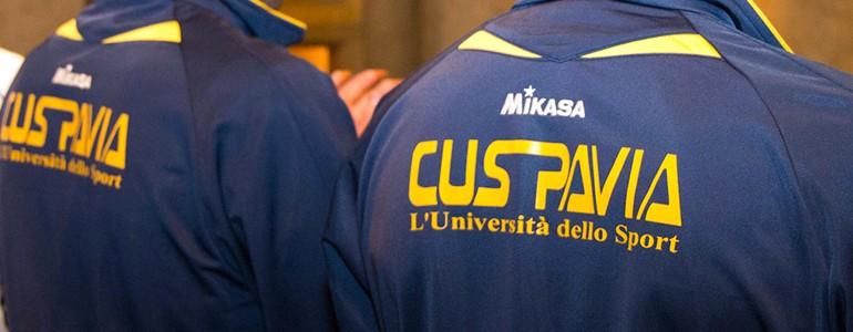 Il 21 febbraio l'Università di Pavia inaugura l'anno sportivo