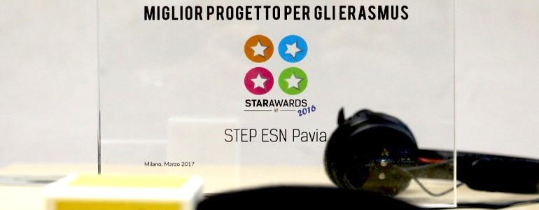 Erasmuslive premiato agli Star Awards di ESN Italia