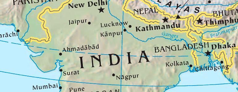 A Scienze politiche si parla di India