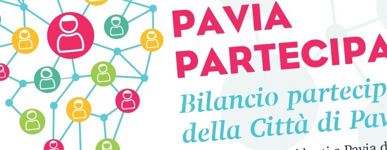 """La nuova call per il """"Bilancio partecipativo"""" di Pavia"""