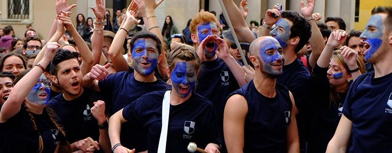 La Caccia al Tesoro dei collegi di Pavia compie 10 anni