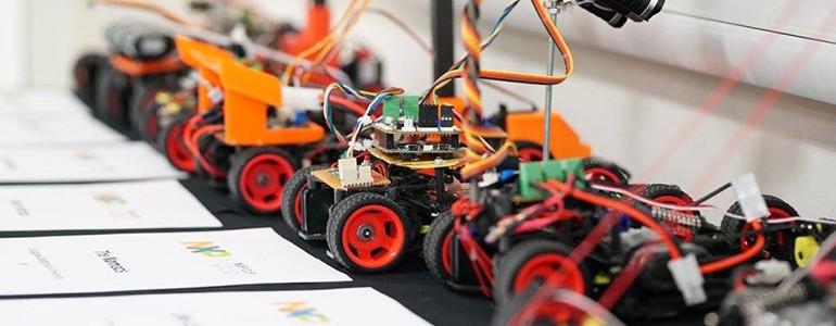 L'Università di Pavia in finale alla gara internazionale di auto intelligenti