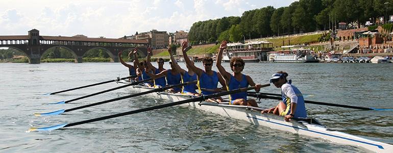 Sabato torna la regata Pavia-Pisa