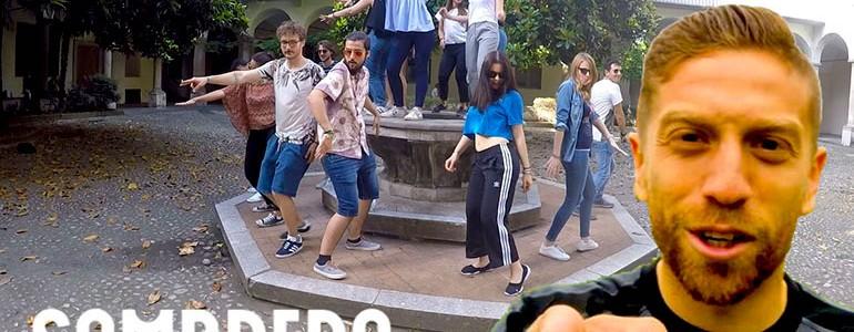 """Gli studenti unipv """"bailano como el Papu"""" (video)"""
