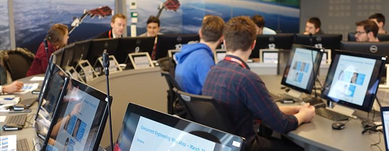 Studente unipv selezionato per l'ESA Academy