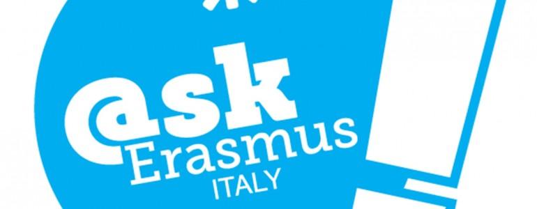 Partirai per l'Erasmus? Fai la tua domanda.