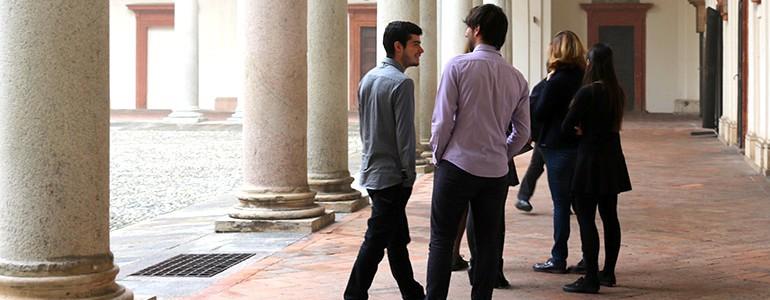 I collegi di merito di Pavia. Le modalità di accesso