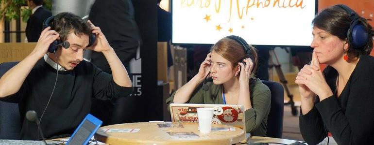 L'Europa con le radio universitarie