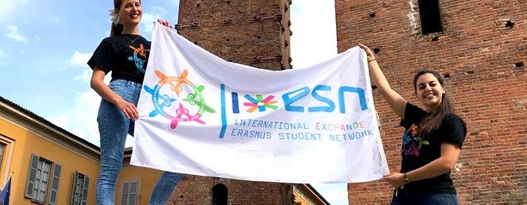 L'associazione Erasmus di Pavia celebra il 25°