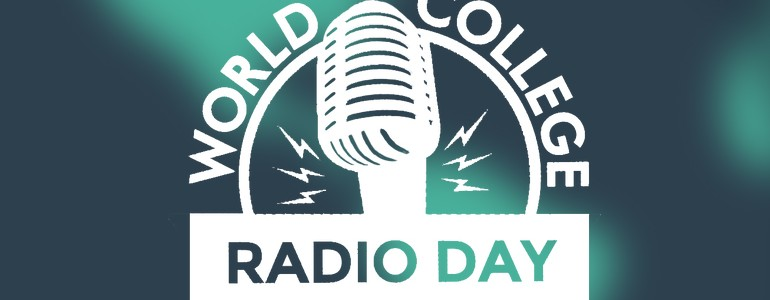 Oggi è il World College Radio Day