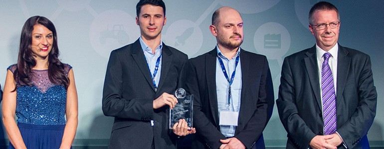 Spin-off unipv vince premio della European Space Agency