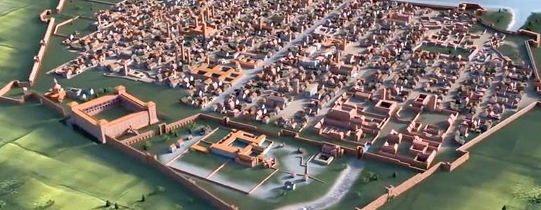 Gli studenti di ingegneria ricostruiscono in 3D la Pavia rinascimentale