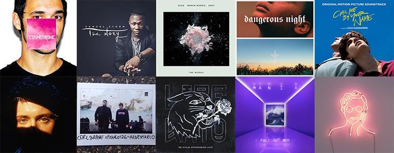 La playlist di Febbraio (ascolta con Spotify)