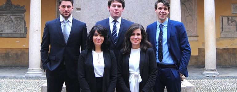 Finanza, 5 studenti unipv in gara alla competizione internazionale