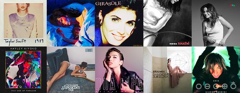 La playlist dell'8 marzo (Ascolta con Spotify)