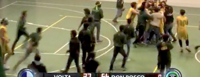 I collegi Santa Caterina e Don Bosco vincono il torneo di Basket