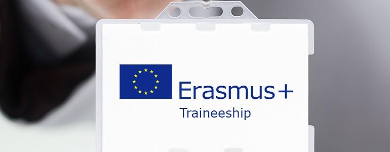 Stage all'estero, ecco il bando Erasmus Traineeship