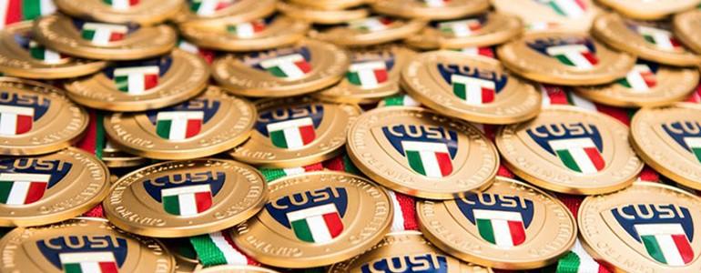 Pavia sul podio dei Campionati Nazionali Universitari