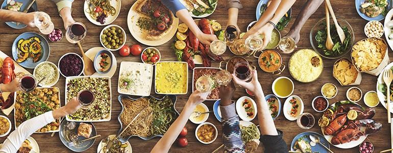 Torna la cena internazionale degli studenti Erasmus