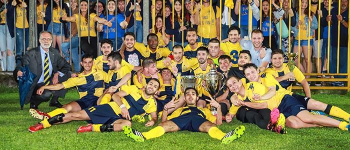 Torneo Intercollegiale di Calcio, il Cardano fa il bis (foto e video)