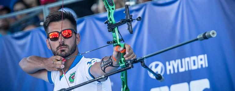 Mauro Nespoli oro ai Mondiali di Salt Lake City (foto e video)