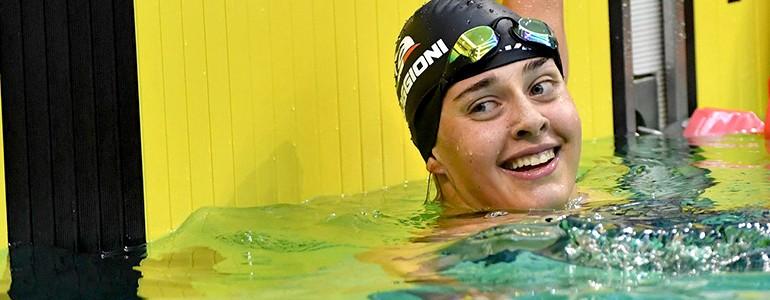 Le 7 medaglie di Monica Boggioni agli Europei di Dublino (video)