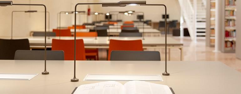 La nuova Biblioteca di San Tommaso: un luogo di studio e incontro (foto)