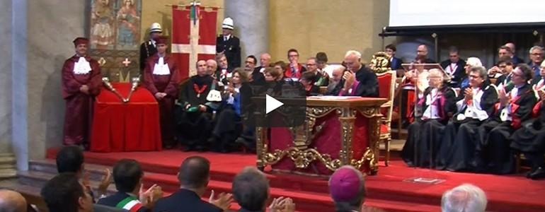 Inaugurazione anno accademico 2018/19 – La cerimonia integrale (video)