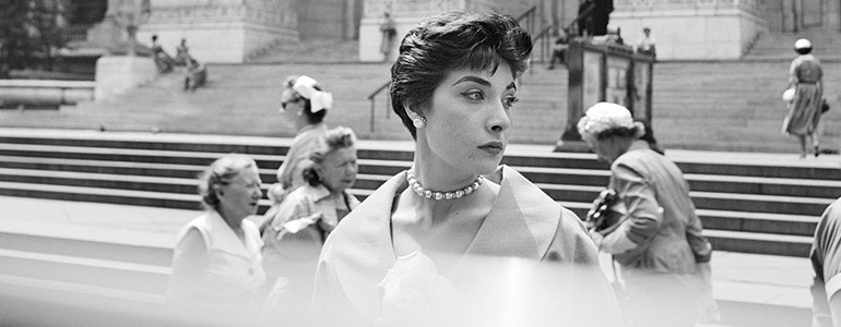 Vivian Maier al Castello, biglietto scontato per gli studenti unipv