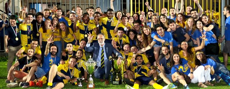 Il Cardano vince il Torneo intercollegiale di calcio 2019. La finale 4-1 contro il Cairoli (video)