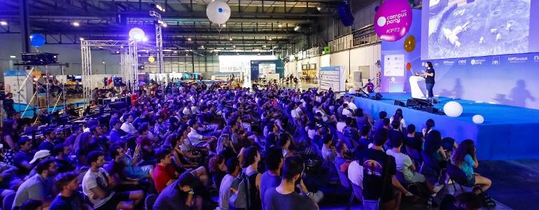 Campus Party, a Milano dal 24 al 27 luglio. Dalla fiera le dirette speciali del network 'RadUni'