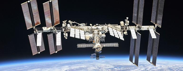 L'Università di Pavia nello spazio: i due esperimenti a bordo della ISS