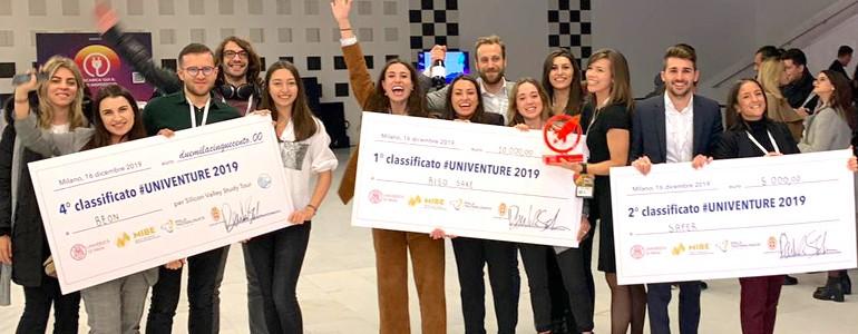 """Premio UniVenture, 25mila euro alle startup più innovative """"made in Pavia"""""""