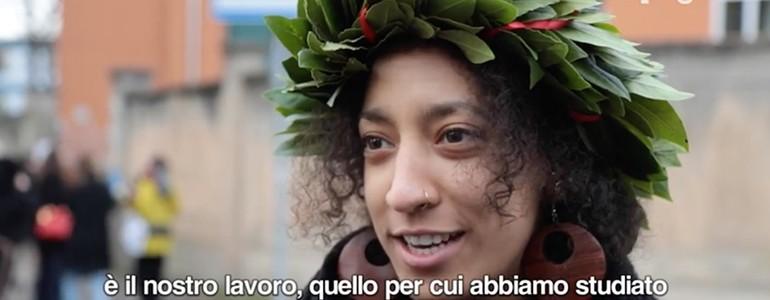Il servizio di Fanpage con le testimonianze dei neoinfermieri unipv (video)